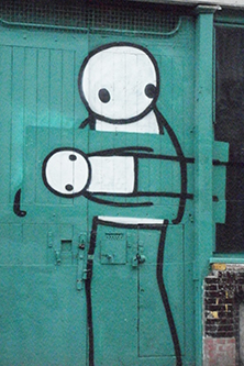 Stik Graffiti