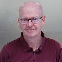 portrait of Professor David Edgar