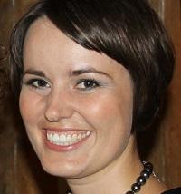 portrait of Kirsty Harrison