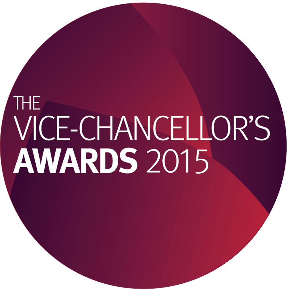 Vice-Chanellor's Awards 2015