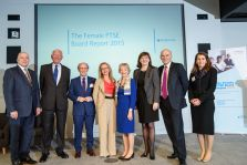 Photo from Female FTSE Launch