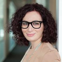 Portrait of Dr Irene Scopelliti