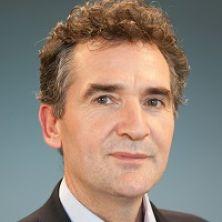 Portrait of Professor Nick Bacon