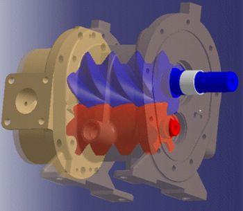 Machine design diagram example