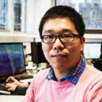 portrait of Dr Wei Bi