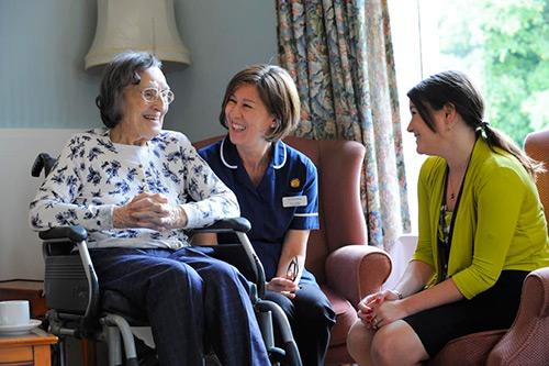 Community care services