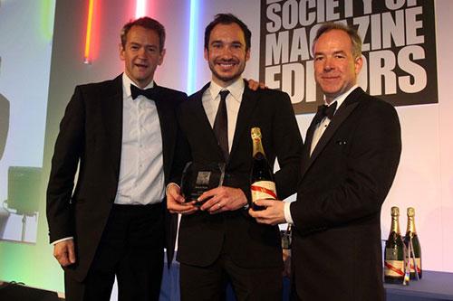 Simon Kurs BSME awards