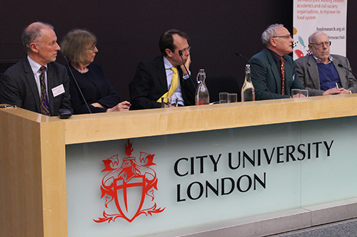 Leading figures from across the food industry have discussed the implications of a UK exit from the European Union, at the City Food Symposium