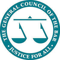 Bar Council of England and Wales logo