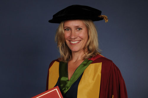 Dr Sophie Raworth