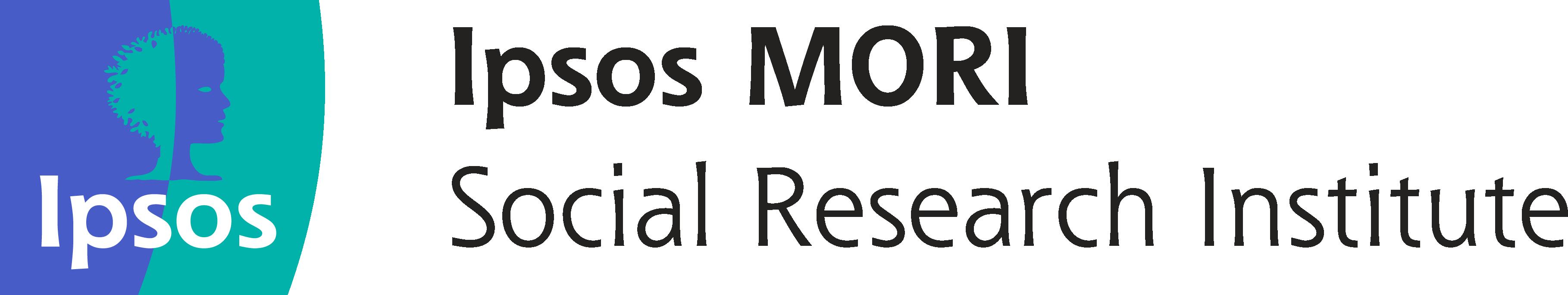 Ipsos MORI SRI logo black
