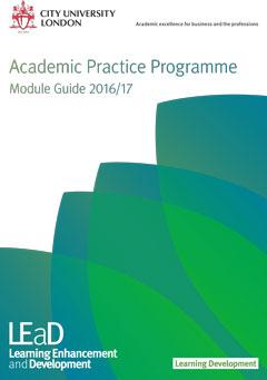 LEaD Academic Practice programme