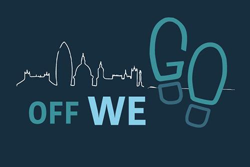 Off We Go logo