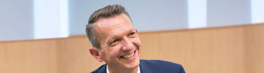 Andrew Haldane, chief economist, Bank of England