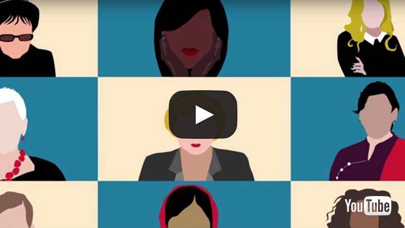 Are women represented fairly in the media?