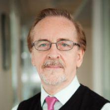 Portrait of Professor Roy Batchelor
