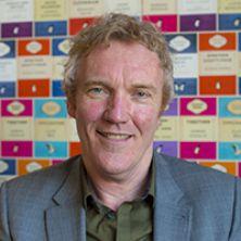 Portrait of Professor Ko De Ruyter