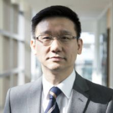 Portrait of Dr Andrew Yim