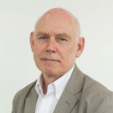 Portrait of Professor Keith Cuthbertson