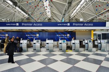 United airlines gates at airport