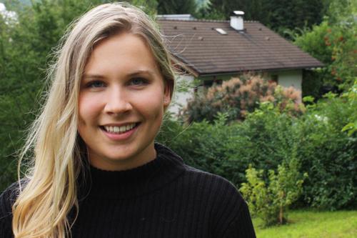 Julia Drahoss - IPE Graduate