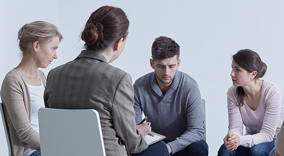 Counselling support group