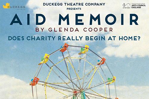 Aid Memoir by Glenda Cooper