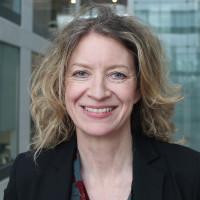 portrait of Professor Rose McCabe