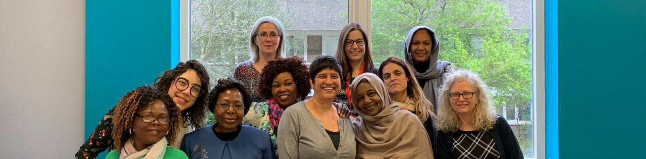 Group photo of Midwifery Unit Networking Event