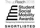 The upReach 2018 - shortlisted