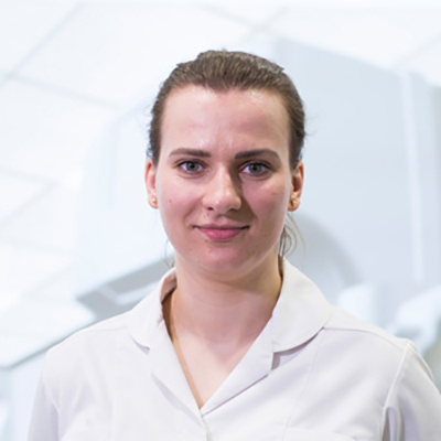 Marketa Stovickova is a BSc Radiography (Radiotherapy and Oncology) student