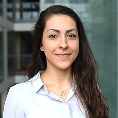 Tanzyla Khan Tareen is an MSc Health Management student