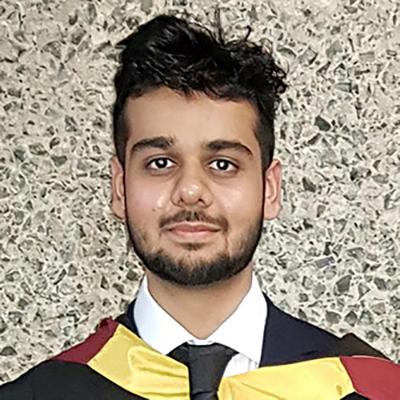 Waqar Ahmad is a Bar Vocational Studies Law student