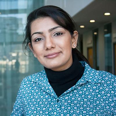 Headshot of Kiran Sagar