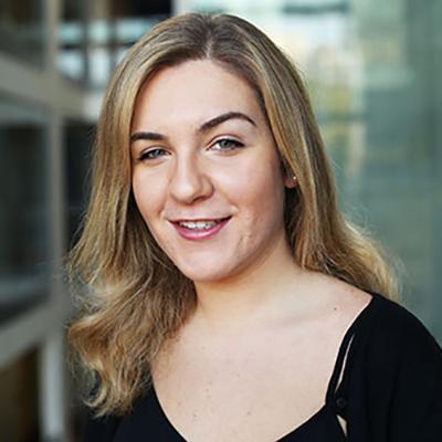 Headshot of Silvia Maresca