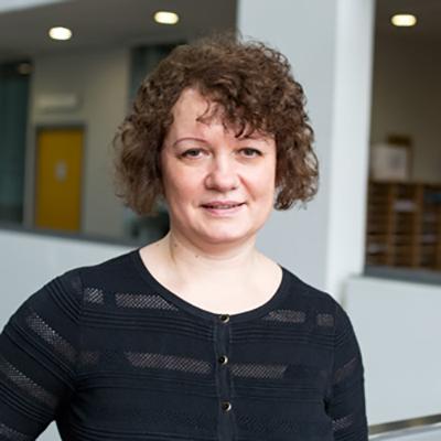 Kristina Everett is an International Partnerships Administrator at City, University of London