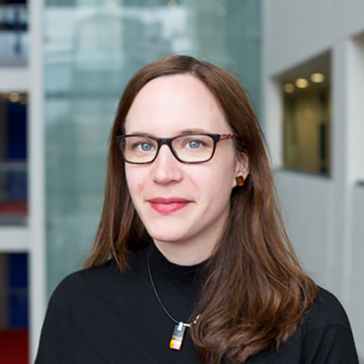 Noomi Weinberg is a Global Engagement Manager at City, University of London