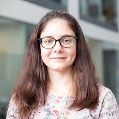 Mariah Loukou is a Research & Enterprise Policy Officer at City, University of London