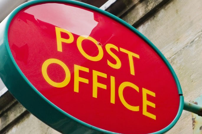 Post Office sign thumb