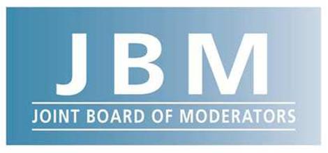 JBM. Joint Board of Moderators