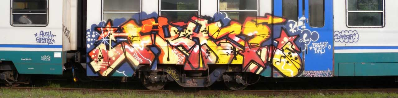 Graff piece hero