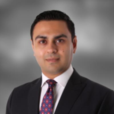 Alumni ambassador Syed Ali Naveed Arshad