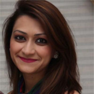 Alumni ambassador Tazkia Abbas