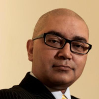 Alumni ambassador Amit Alok