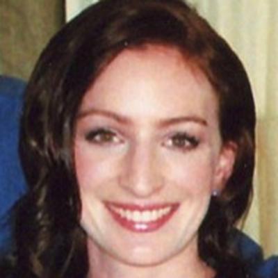 Alumni ambassador Alexandra Smolikova