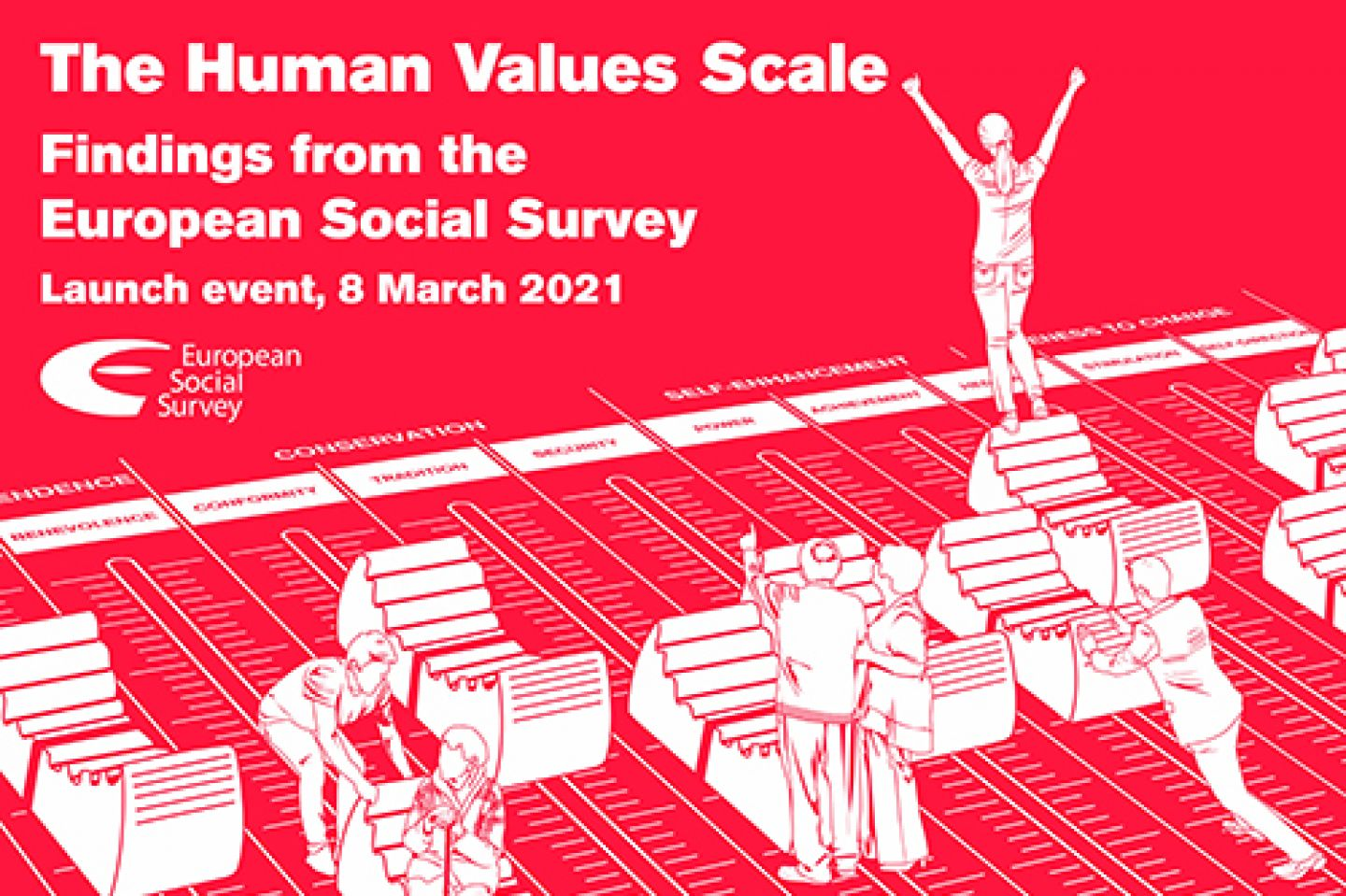 The Human Values Scale - findings from the European Social Survey. Launch event 8 March 2021