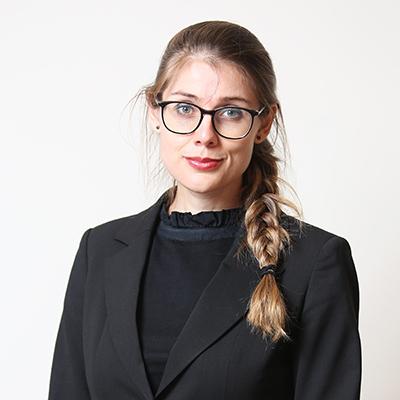 Profile picture for Alumni Ambassador Eva Sieburg