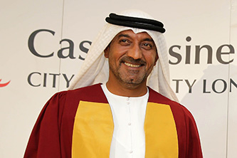 His Highness Sheikh Ahmed Bin Saaed Al Maktoum