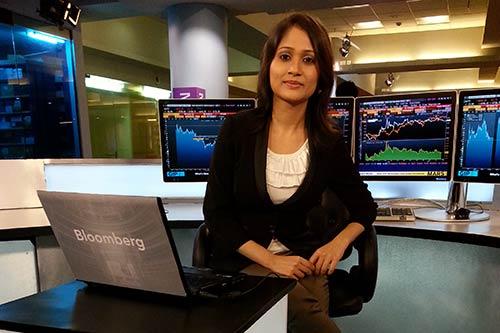 City Journalism alumna Mitali Patel