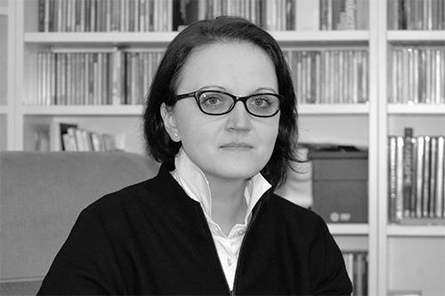 PhD student Anna Labedzka